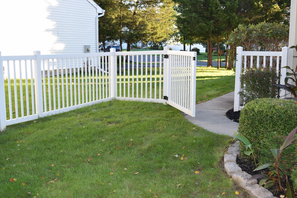 fence gate opening varieties size